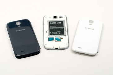 Samsung Galaxy S4 Cases - Official Flip Cover 013