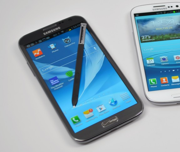 While it's early in 2013, the Samsung Galaxy Note 3 has already emerged in several rumors.
