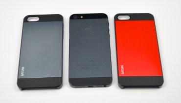 Spigen Saturn iPhone 5 Case Review - 6