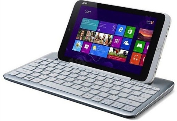 The Acer W3, according to rumors