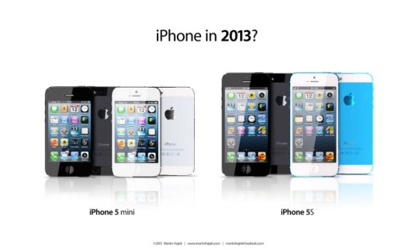 Apple is likely to announce the iPhone 5S, a minor upgrade in 2013. Image via Martin Hajek.