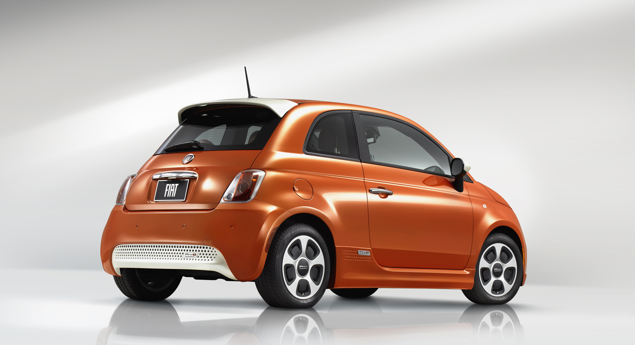 500e From Fiat Leases At 199 Month Or 32 500 To Purchase