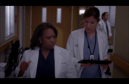 "Is that a Surface RT I spy on ABC's Grey Anatomy, episode: ""She's Killing Me""?"