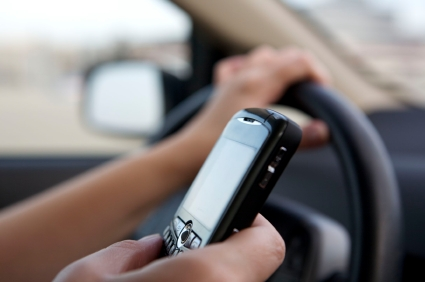 California Texting Ban