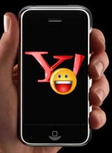 yahoo-iphone