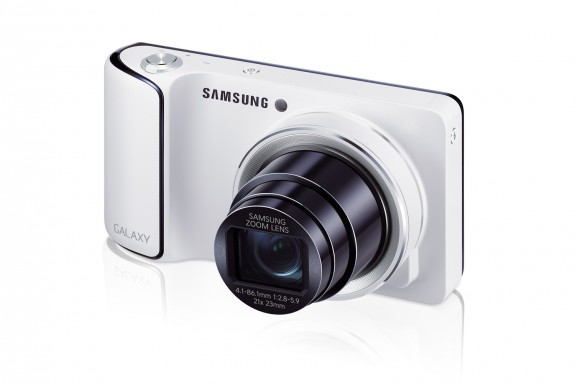 Samsung's previous generation Samsung Galaxy Camera