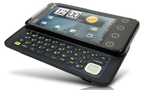 The HTC EVO Shift 4G, like the one the Ohio woman claims burned her.