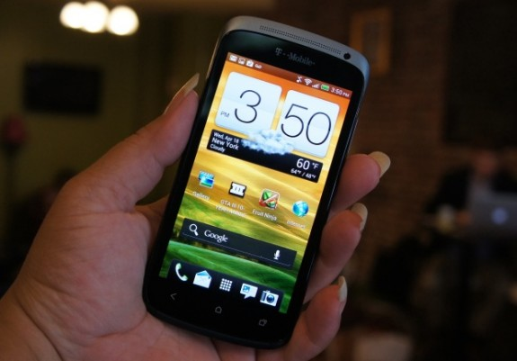 The HTC One S may not get the new Sense 5.