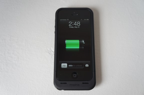 Mophie Juice Pack Plus for iPhone 5 1