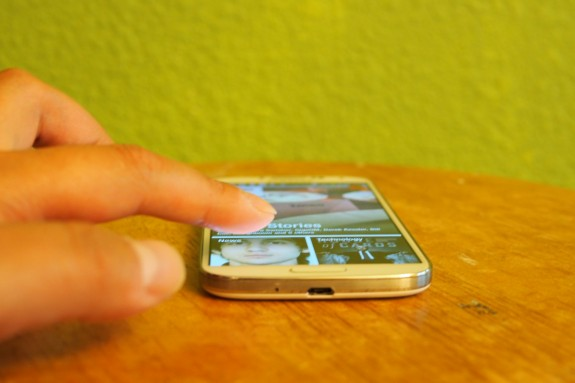 The Verizon Galaxy S4 is now up for pre-order at Verizon.