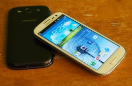 The Galaxy S3 is nearly a year old.