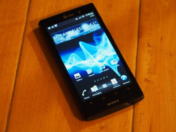 The Sony Xperia Ion Android 4.1 Jelly Bean update has leaked.