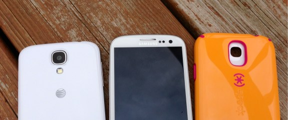 The Samsung Galaxy S4 mini, Galaxy S4 Zoom camera phone and a rugged, orange Samsung Galaxy S4 Activ are rumored for release in June and July after a May announcement, possibly at CTIA.