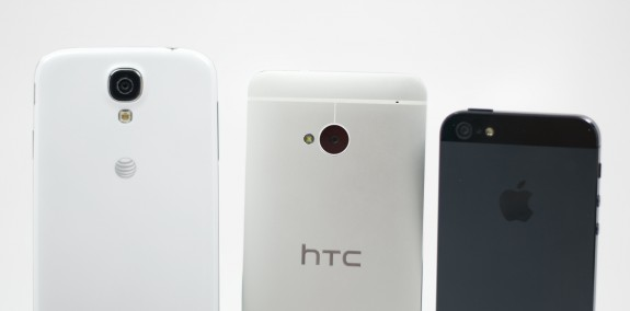 One carrier expects to roll out the HTC One Android 4.2 update in July.