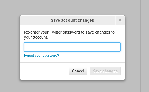 Twitter Two-Step Authentication Five