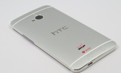 We could see a Verizon HTC One at the Verizon announcement.