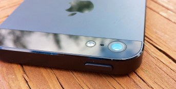 The iPhone 5S will more than likely have an upgraded camera.