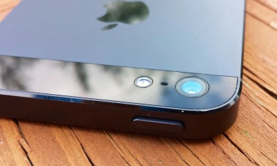 Alleged iPhone 5S parts leak pointing to an internal redesign.