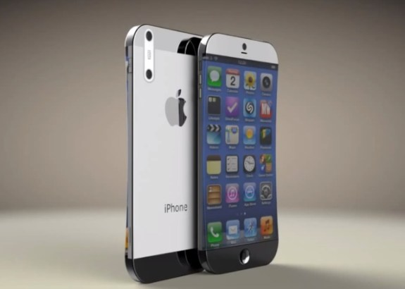 This iPhone 6 concept brings a 3D camera to the table.