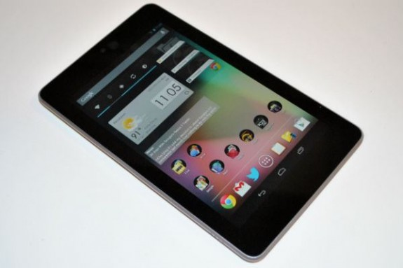 A Nexus 7 2 is rumored for tomorrow's Google I/O keynote.