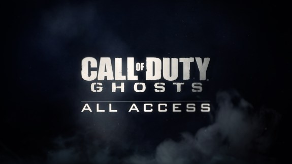 Call of Duty Ghosts All Access