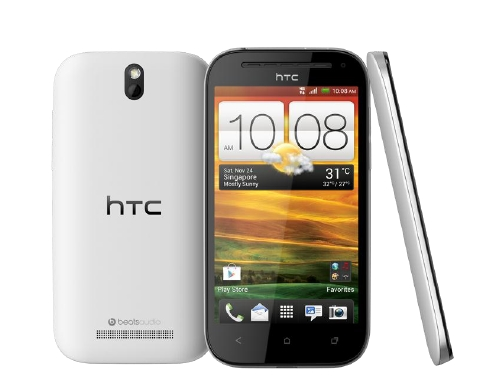 "The HTC One SV Android 4.2 update is said to be coming in the ""near future."""