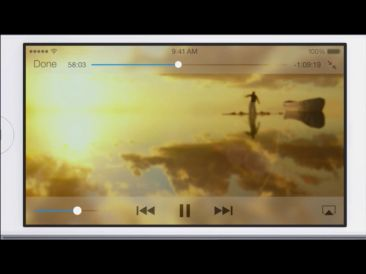 ios 7 video player