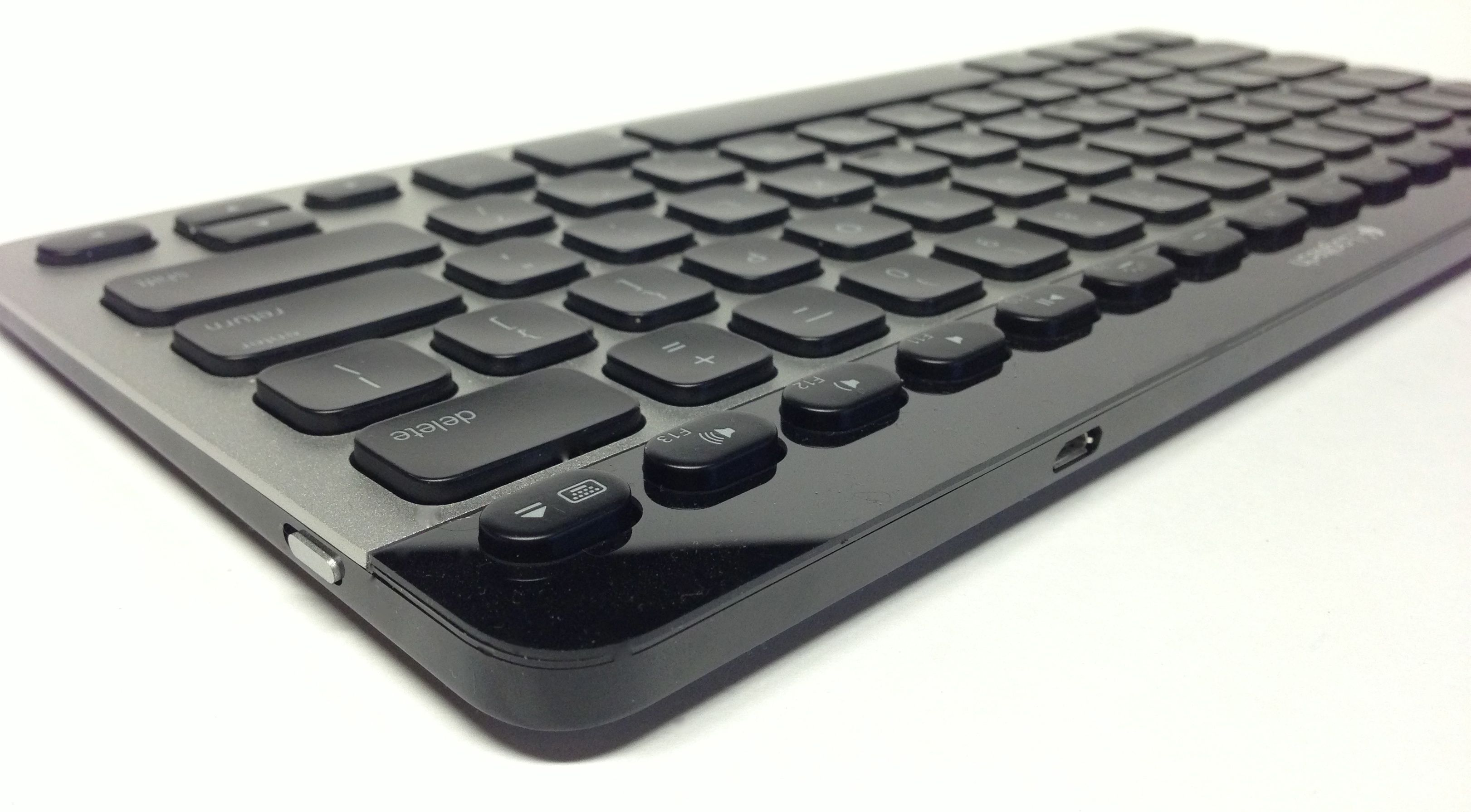 logitech bluetooth keyboard how to connect