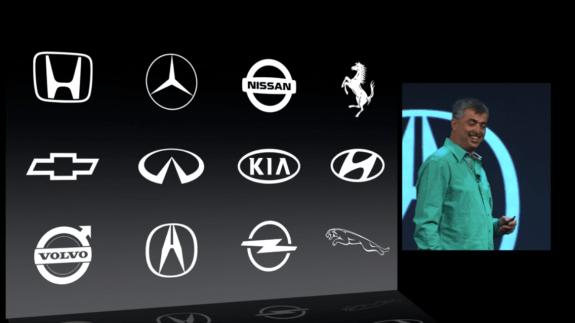 Full Siri Vehicle Integration