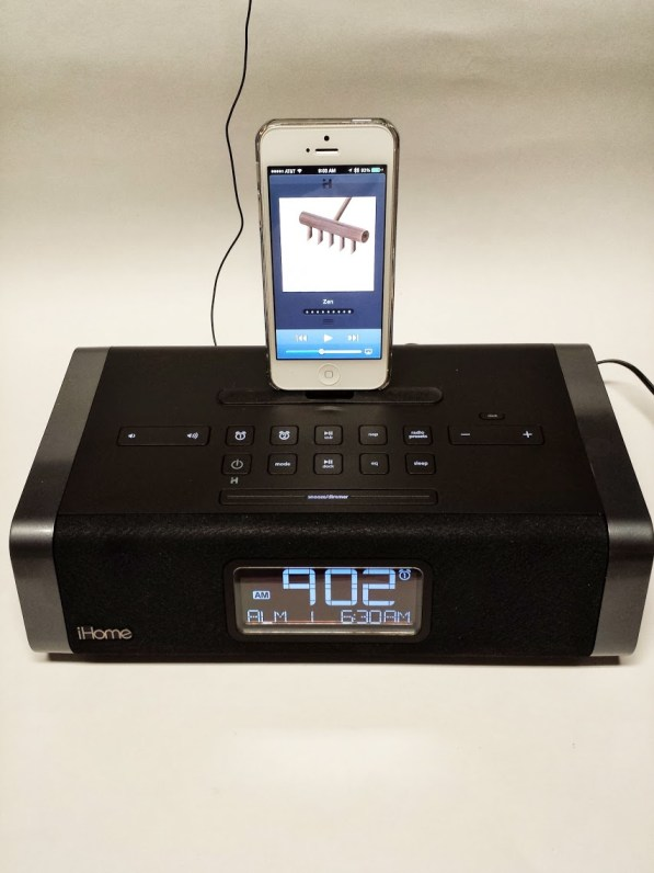 ihome idl45 with iphone 5