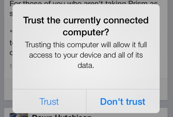 IOS 7 Security - prevent iPhone theft