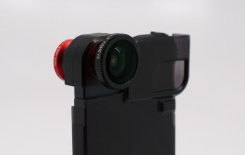 Olloclip Review - iPhone 5 lens and OlloClip Case - 002