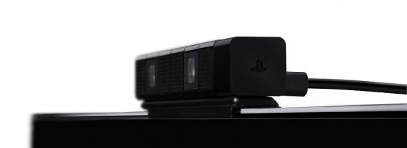 The new PlayStation Eye comes with the PS4.