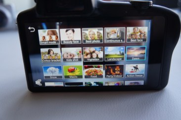 Samsung Galaxy NX 12