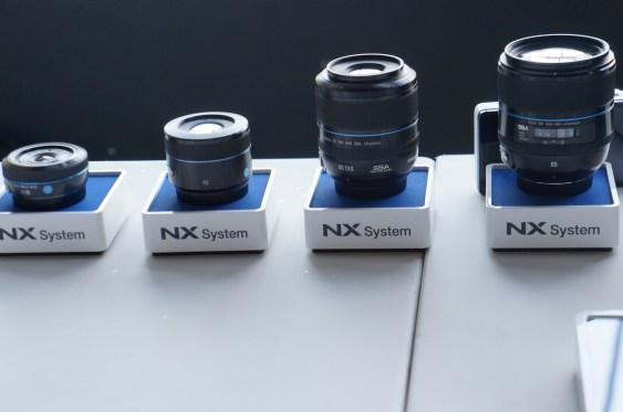 Samsung Galaxy NX 15