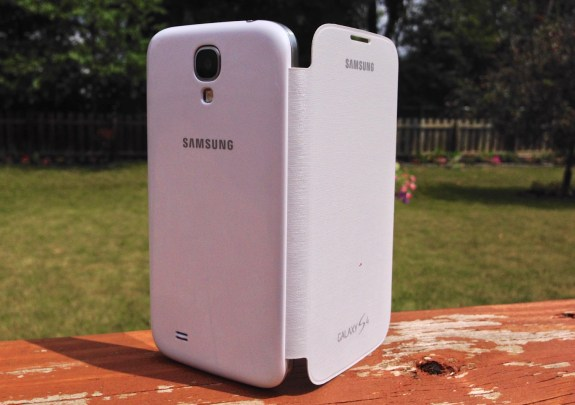 Samsung Galaxy S4 Flip Cover Review -  001