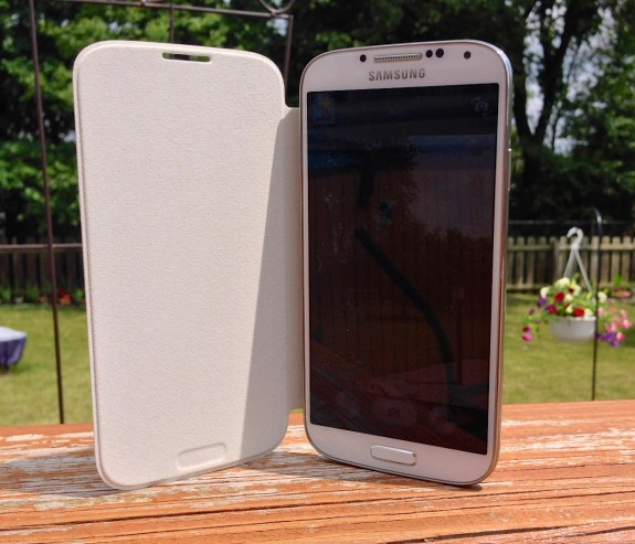 The Galaxy S4 will likely be amongst the first non-Nexus devices to Android 4.3.