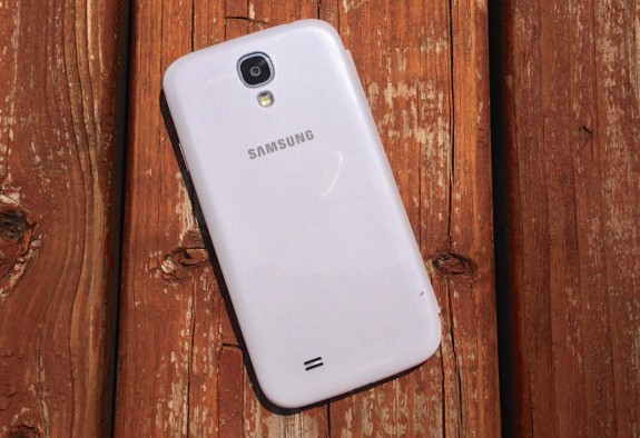 The Verizon Galaxy S4 32GB arrives tomorrow.