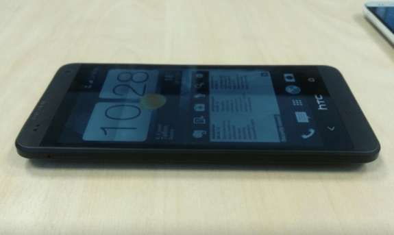 This is thought to be the HTC One Mini.