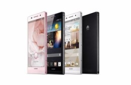 Huawei plans to compete with the iPhone 6.