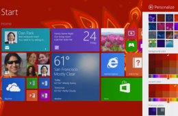 Windows 8.1 Features - Start Screen