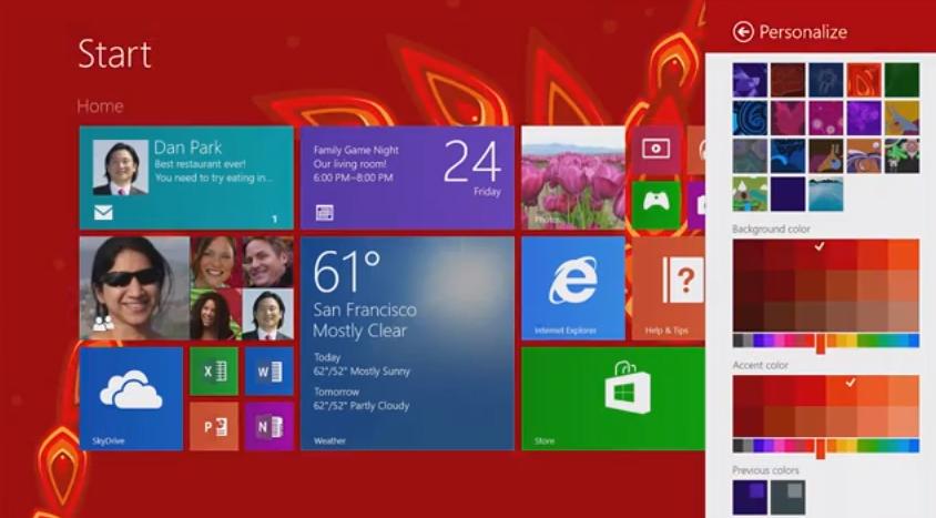 best features of windows 8.1
