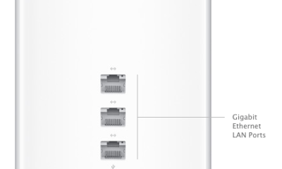 apple airport extreme back
