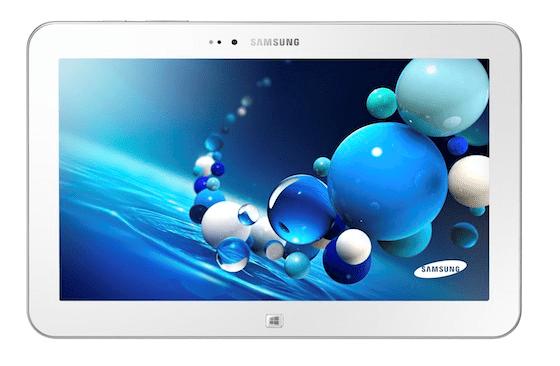 The Samsung ATIV Tab 3