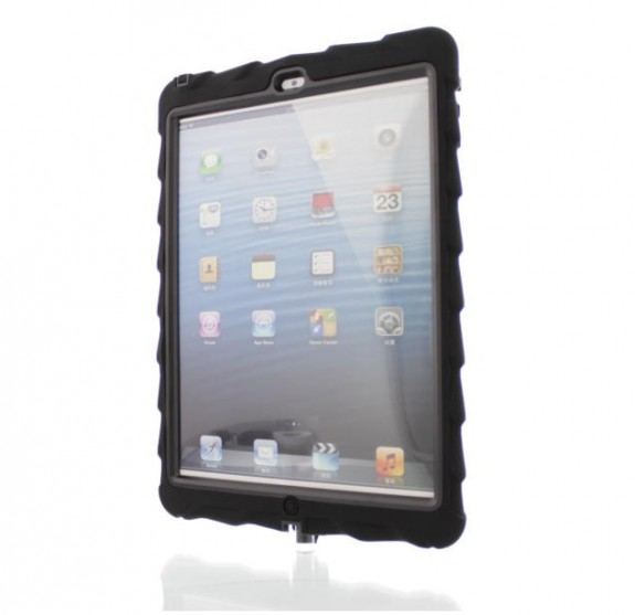 Gumdrop is already making an iPad 5 case based on leaks and claims Apple is prepping an iPad 5 release for June.