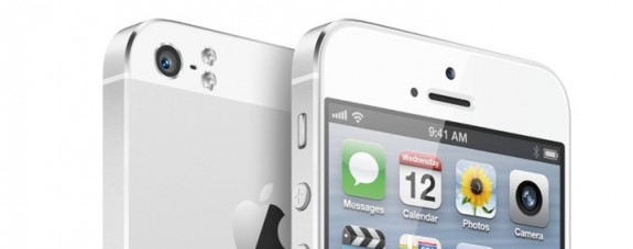 The iPhone 5S could feature a new camera.