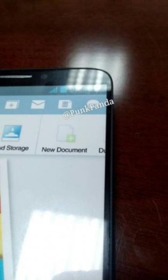 This is allegedly the Samsung Galaxy Note 3.