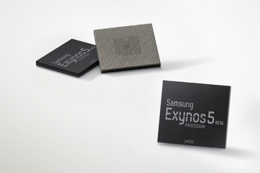 The Samsung Galaxy Note 3 could feature the new Exynos 5 Octa and 3GB of RAM.