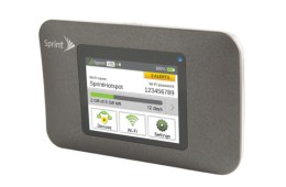 Netgear Zing hotspot for Sprint.