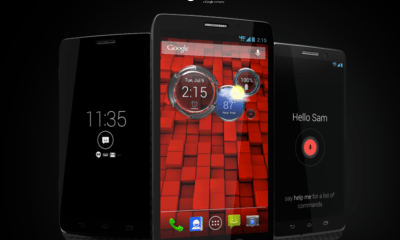 The Droid Maxx arrives with a 48 hour battery life, wireless charging a 5-inch 1080P display and much more.